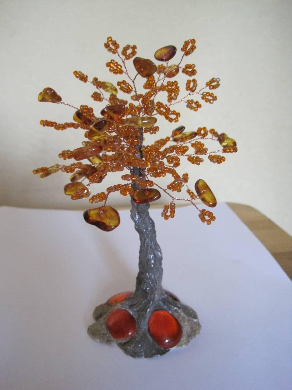 Камни для поделок деревьев 16